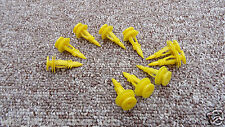 VOLVO Tail Door Trim Panel Clips Retainer fastener 10pcs