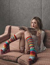 5 x Sexy Dakota Fanning A4 assorted photos