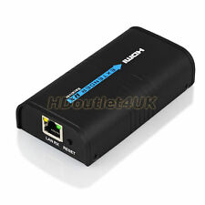Receiver for HDMI HD 1080p Extender Extension Via 1 Cat5/5e Cat6  LAN RJ45