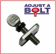 ADJUSTABLE SURFBOARD FIN BOLT, Stainless Thumb Screw, Easy Adjustments, *NEW*