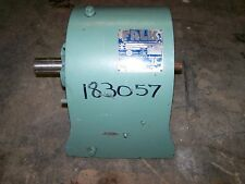 Falk All-Motor Motoreducer In-Line Gearbox 7.523EZ2-56B2 Ratio 6.100:1 7.5HP