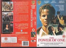 The Power Of One, Stephen Dorff Video Promo Sample Sleeve/Cover #9790