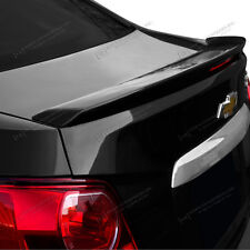 For: CHEVROLET SONIC Sedan; UNPAINTED Spoiler Wing Factory Style 2012-2017