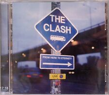 The Clash - From Here to Eternity (Live Recording) (CD 2001)