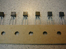 VISHAY PN2222A (2N2222) Transistors NPN General Purpose Amplifier **NEW** 20/PKG