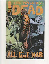 THE WALKING DEAD #117, 1st Print, NM or better (November 2013, Image Comics)