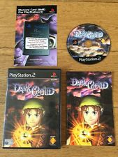 DARK CLOUD SONY PS2 PLAYSTATION 2 PAL COMPLETE TESTED WORKING VERY RARE!