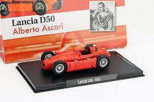 Alberto Ascari Lancia D50 #4 Formule 1 1955 1:43 Altaya