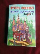 Terry Brooks - MAGIC KINGDOM FOR SALE --- SOLD! - BCE