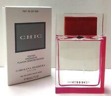 CHIC by CAROLINA HERRERA Perfume 2.7 oz EDP for women NEW TSTER IN PLAIN BOX
