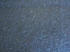 Teflon Navy Blue Pool Table Felt Cloth 7'
