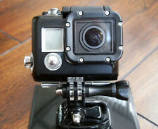 GoPro Hero 3 Black Skin for Housing Sticker Decal Go Pro edition white silver