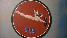 USAAF Patches Leather Bombers Hand Made WW2 Military Reproduction Chest Patch