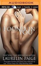 Fixed: Found in You 2 by Laurelin Paige (2014, MP3 CD, Unabridged)