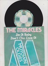 The Miracles - do it baby + don´t cha love it