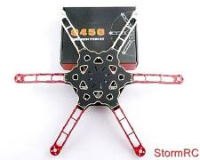 Totem Q450 Mini HEX Alien Quadcopter Frame Kit W/ Integrated PCB Wiring UK