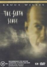 THE SIXTH SENSE: SPECIAL EDITION – 2 DVD SET, BRUCE WILLIS, M NIGHT SHYAMALAN