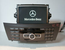 GENUINE Mercedes W204 C250 C300 C350 C63 NTG4.5 Navigation Comand Changer + LCD