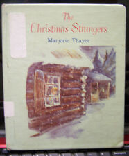 The Christmas Strangers by Marjorie Thayer/Don Freeman, HC, 1976