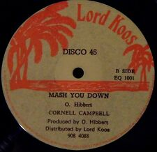 CORNEL CAMPBELL - MASH YOU DOWN 12 INCH