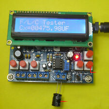 DIY Kit Secohmmeter Capacitance Meter Frequency Meter Inductance/Capacitance