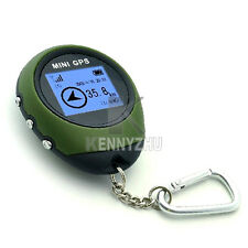 Mini GPS Location Finder Navigation Tracker Outdoor Date Logger Back Track