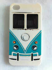 Vintage Bus Printed iphone 4/4S Case for Apple