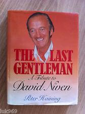 DAVID NIVEN - THE LAST GENTLEMAN