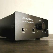 XiangSheng 708B BK Hi-End Vacuum Valve Tube Headphone Pre-Amplifier 110v-230v E