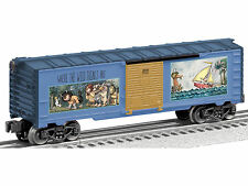 LIONEL #29793 where the wild things are 25th anniversary boxcar
