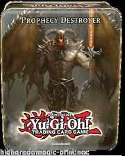 Yugioh - 2012 2.5 Collectors Tin - Prophecy Destroyer - Factory Sealed-