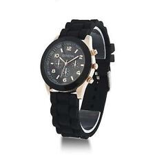 2015 NEW!Unisex Geneva Silicone Jelly Gel Quartz Analog Sport Wrist Watch