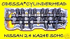 NISSAN 240SX PICKUP 2.4 SOHC CYLINDER HEAD CAST#40F ENG KA24E REAR WHEEL NO CORE