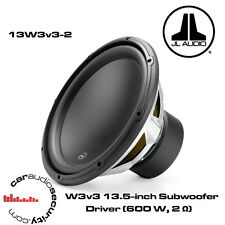 "JL Audio 13W3v3-2 - 13.5"" 600 Watt RMS Subwoofer Bass Subwoofer"