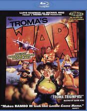 Troma's War New Blu-ray