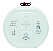 AICO EI208 CARBON MONOXIDE (CO) ALARM - 10 YEAR LITHIUM BATTERY - AUDIOLINK APP
