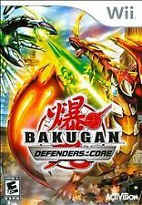 Bakugan: Defenders of the Core (Nintendo Wii, 2010) BRAND NEW SEALED