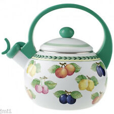 Villeroy & Boch FRENCH GARDEN Whistling Tea Kettle