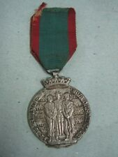 Expeditions and campaigns of Portuguese troops silver medal