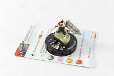 Heroclix Marvel Guardians Of The Galaxy Rocket Raccoon 052 SR Super Rare