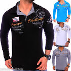 Men's Sweatshirt Hoodie Long sleeve Shirt Polo T-Shirt M L XL XXL XXXL