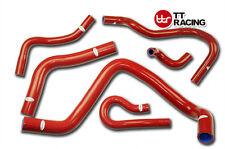 Silicone Radiator Hose Kit Honda Civic B-Series Type R DC2 EK4 EK9 B16A/B Red