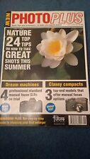 PHOTO PLUS NO 5 JUNE 1992 NATURE 24 TOP TIPS ON HOW TO TAKE GREAT SHOTS