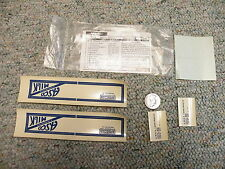 Walthers decals HO Freight 1103 Asco Milk white blue  J25