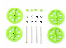 Parrot AR Drone 2.0 Quadcopter Spare Parts Motor Pinion Gear Gears & Shaft green