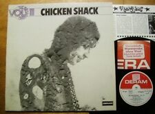 Chicken Shack - The Beginning Vol. 11 D'74 DERAM PROMO MUSTER Sample + OIS Mint