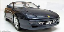 BBURAGO 3036 Ferrari 456 GT 1992 dunkelblau metallic