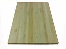 "Maple Butcher Block, 24"" x 38"", Huge Cutting Board, or Counter Top Solid wood"