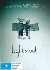 Lights Out (DVD, 2016)