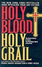 Holy Blood, Holy Grail by Richard Leigh Michael Baigent Henry Lincoln hardcover